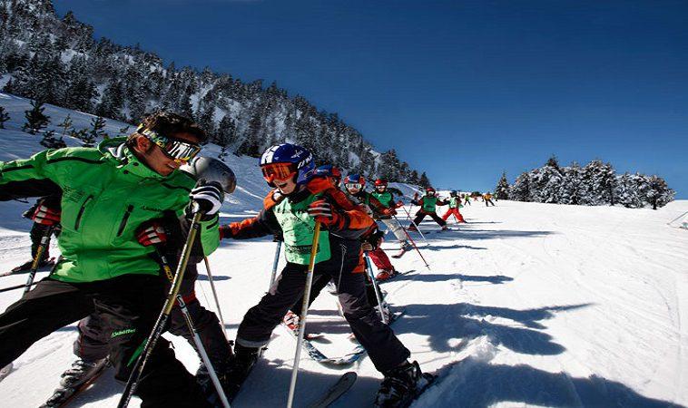 Ski Lessons Andorra